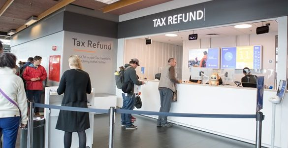 Tourist VAT Refund